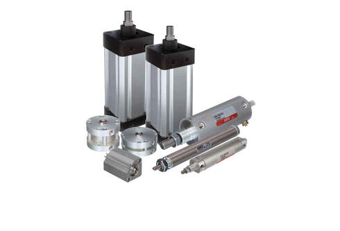 Stainless Steel Air Cylinders