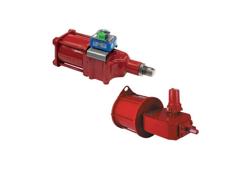 CP/GP/GH Heavy Duty Actuators
