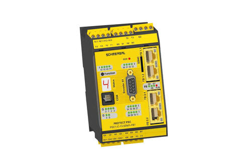 Safety Monitoring Modules & Control Systems