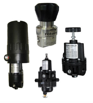 fairfield pressure regulators